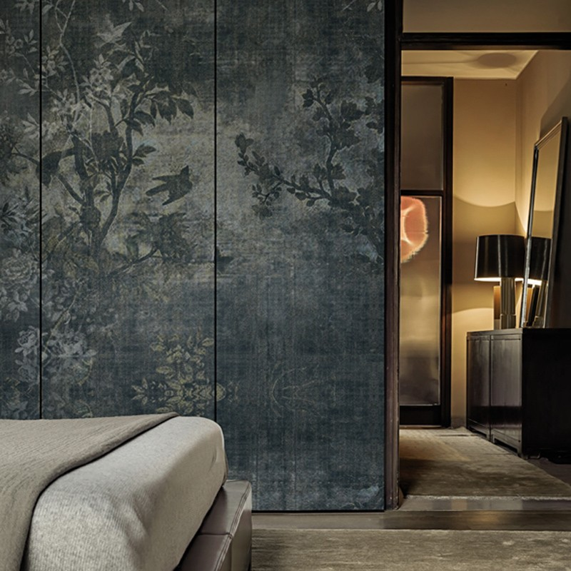 Mural Wall&Decò Contemporary Wallpapers 2015 Midsummer Night WDMN1501 A