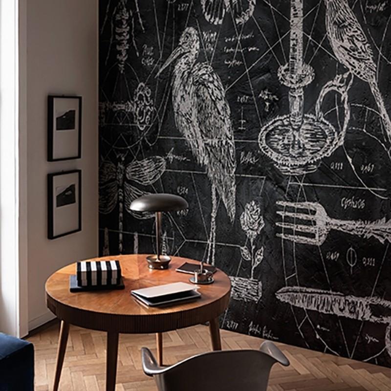 Mural Wall&Decò Contemporary Wallpapers 2017 Herodio WDHE1701 A