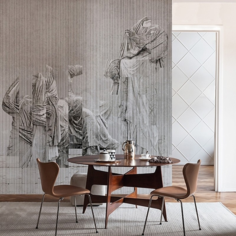 Mural Wall&Decò Contemporary Wallpapers 2017 Hellenic WDHL1701 A