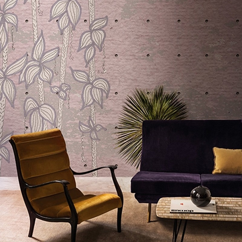 Mural Wall&Decò Contemporary Wallpapers 2017 Grooming WDGR1701 A