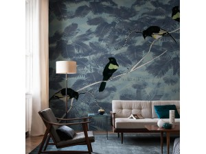 Mural Wall&Decò Contemporary Wallpapers 2017 Courtship WDCS1701 A