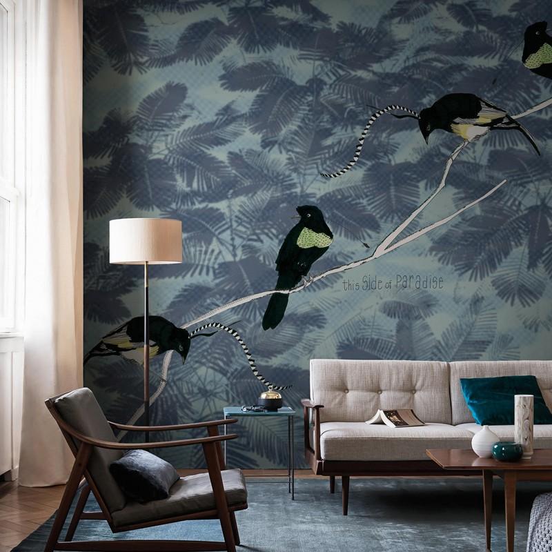 Mural Wall&Decò Contemporary Wallpapers 2017 Courtship WDCS1701 A