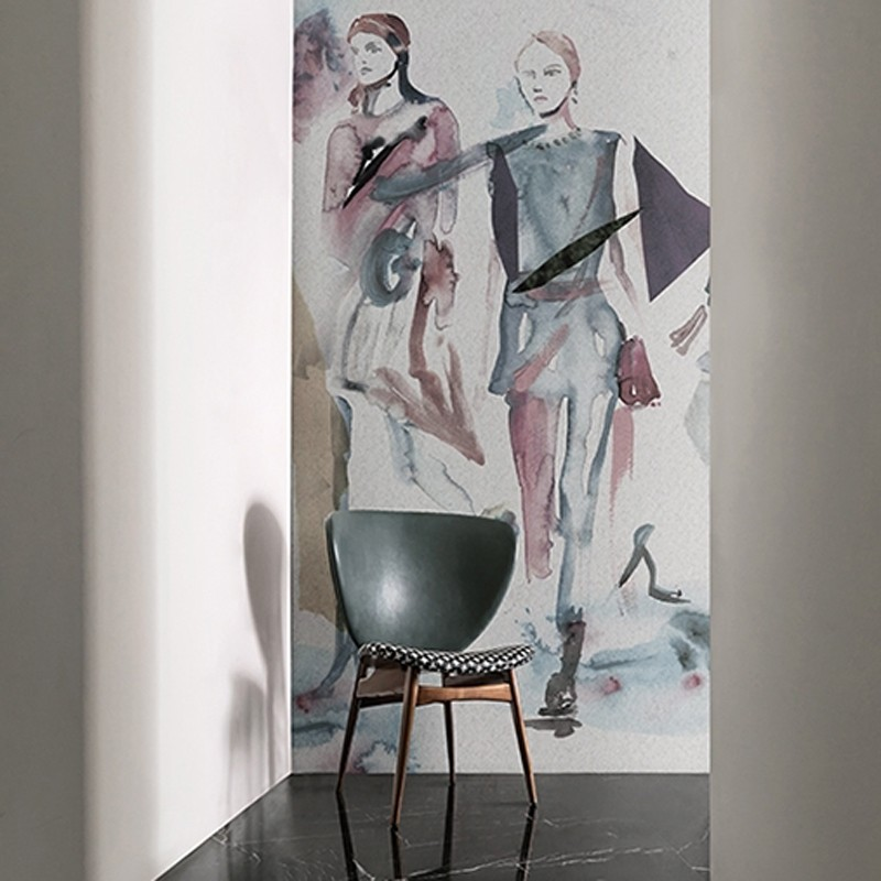 Mural Wall&Decò Contemporary Wallpapers 2017 Defile WDDE1701 A