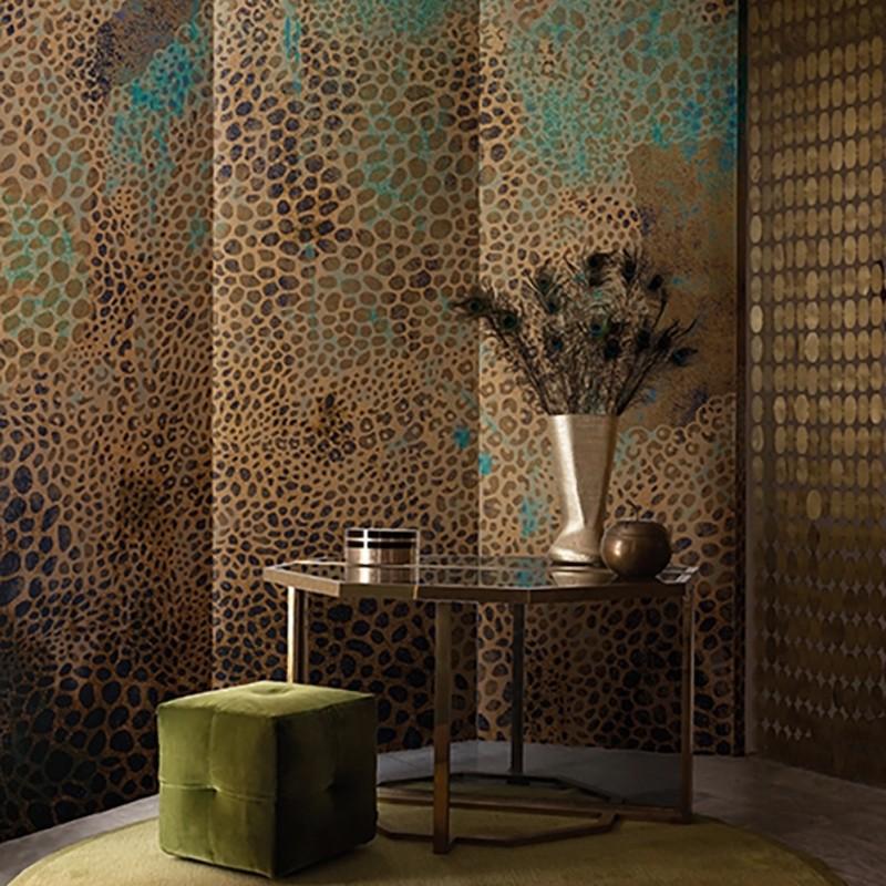 Mural Wall&Decò Contemporary Wallpapers 2017 Cheetah WDCH1701 A
