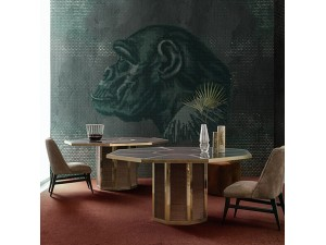 Mural Wall&Decò Contemporary Wallpapers 2017 Ancetre WDAN1701 A