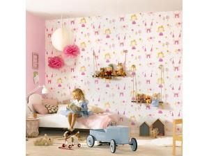Papel pintado infantil Iberostil PequeS 4147-17 A