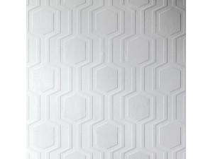 Papel pintable Anaglypta Geo RD5664