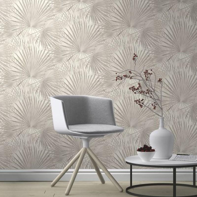 Papel pintado tropical de decoas papel pintado online - Papeles pintados online ...
