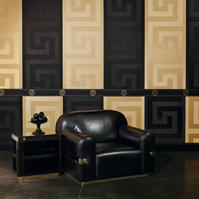 Papel pintado Versace Home Versace III 93523-4 a