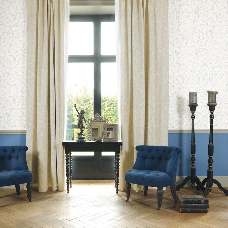 Papel pintado Casadeco Fontainebleau Arabesque FONT81536204 A