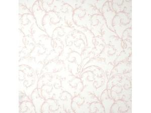 Tela Casadeco Fontainebleau Arabesque Reina Blanc FONT81784110