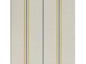 Papel pintado Ines de la Fressange Rayure Mustard 6900040