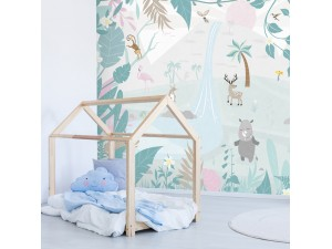 Mural infantil BN Wallcoverings Smalltalk 30802 A