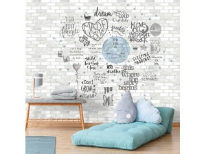 Mural infantil BN Wallcoverings Smalltalk 30807 A
