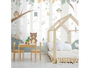 Mural infantil BN Wallcoverings Smalltalk 30809 A