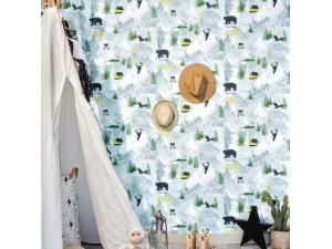 Papel pintado infantil Colowall Funny Walls III 247-3608 A