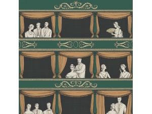 Papel pintado Cole & Son Fornasetti Teatro 114-4009