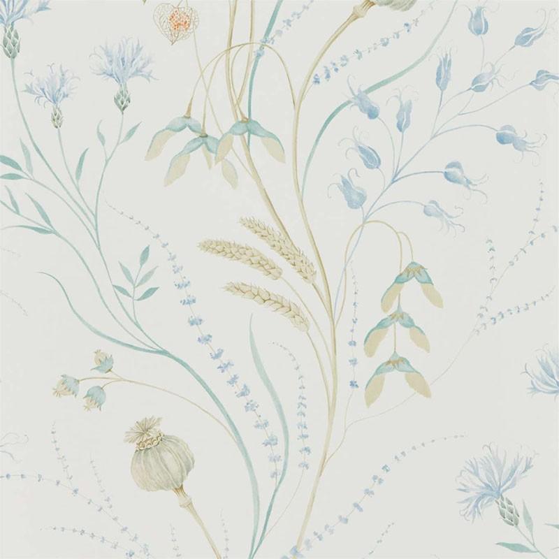 Papel pintado papel pared embleton bay papel pintado vegetal - Papeles pintados sanderson ...