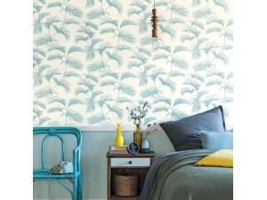 Papel pintado Caselio Jungle Palmes JUN100039000 A