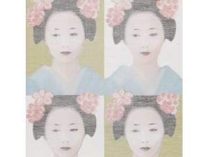 Papel pintado Jab Anstoetz Misaki Osaka 4-4086-030