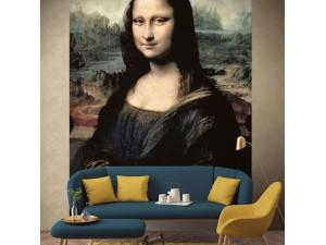 Mural decorativo Janelli & Volpi Leonardo Gioconda 23090 A