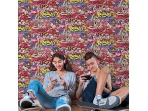 Papel pintado juvenil Colowall Hip & Fun III 248-5817 A