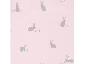 Papel pintado infantil Casadeco Happy Dreams Bunny HPDM82744111