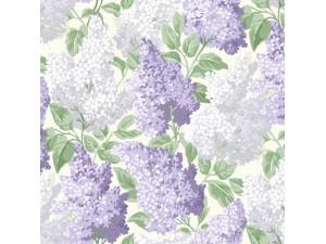 Papel pintado Cole & Son Botanical Botanica Lilac 115-1004