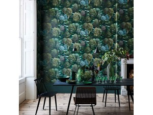 Papel pintado Cole & Son Botanical Botanica Forest 115-9028 A