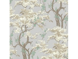 Papel pintado 1838 Wallcoverings Avington Harewood 1602-100-01
