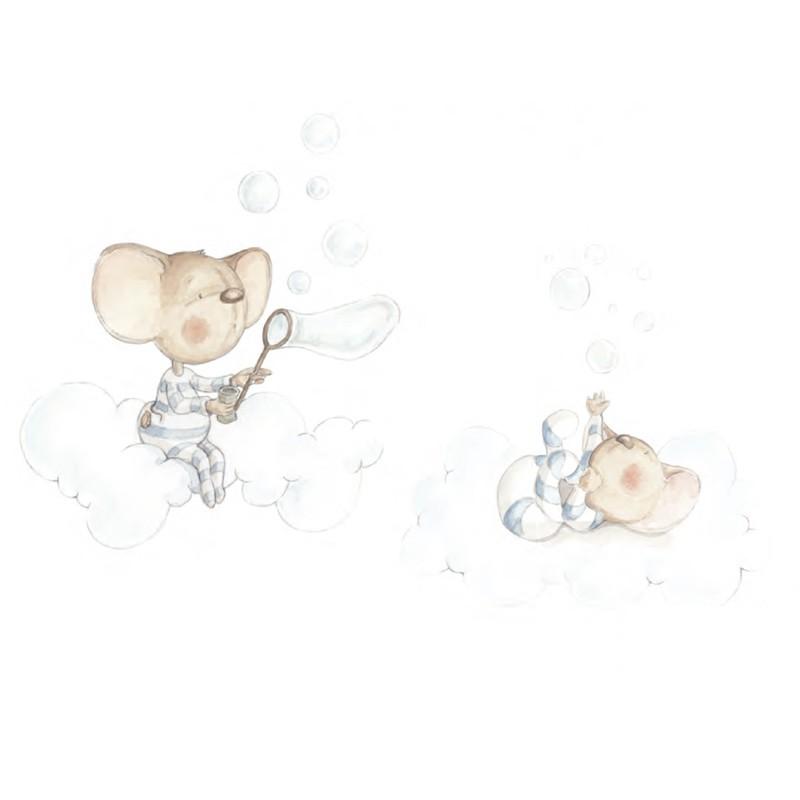 Vinilos infantiles Decoas Sueños CC-002
