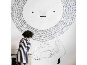 Mural decorativo infantil Decoas Sueños 842227