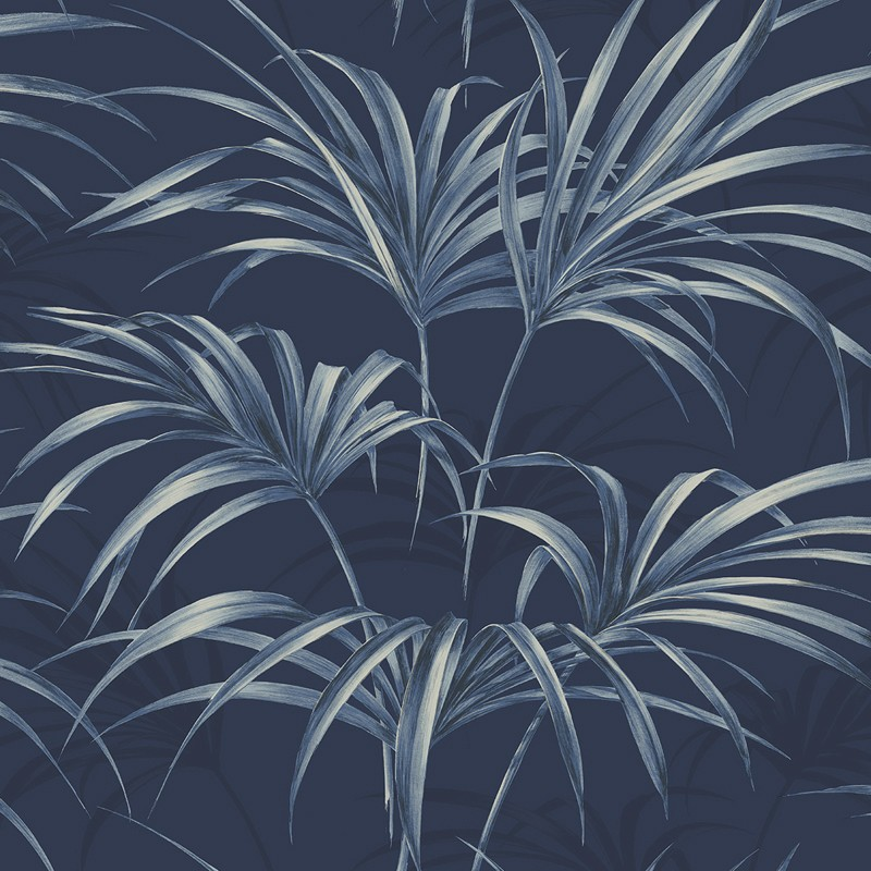 Papel pintado Wallquest Maui Maui Open Palm Leaf TP80602