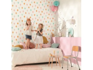 Papel pintado infantil Caselio Girl Power Party Time GPR100862818