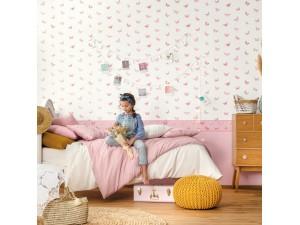 Papel pintado infantil Caselio Girl Power Let's Fly GPR100824535