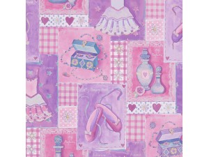 Papel pintado infantil As Creation Boys & Girls 6 30597-1