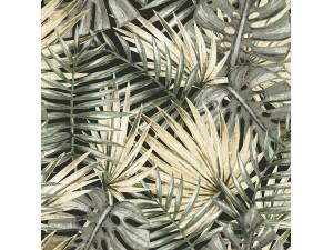 Papel pintado ICH Dans Lemur Caribbean Fan Palm 1051-2