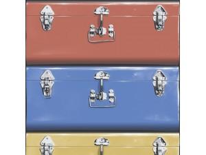 Papel pintado ICH Dans Lemur New Age Suitcases 5005-1
