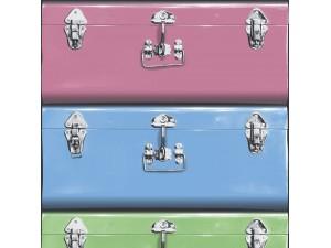 Papel pintado ICH Dans Lemur New Age Suitcases 5005-2