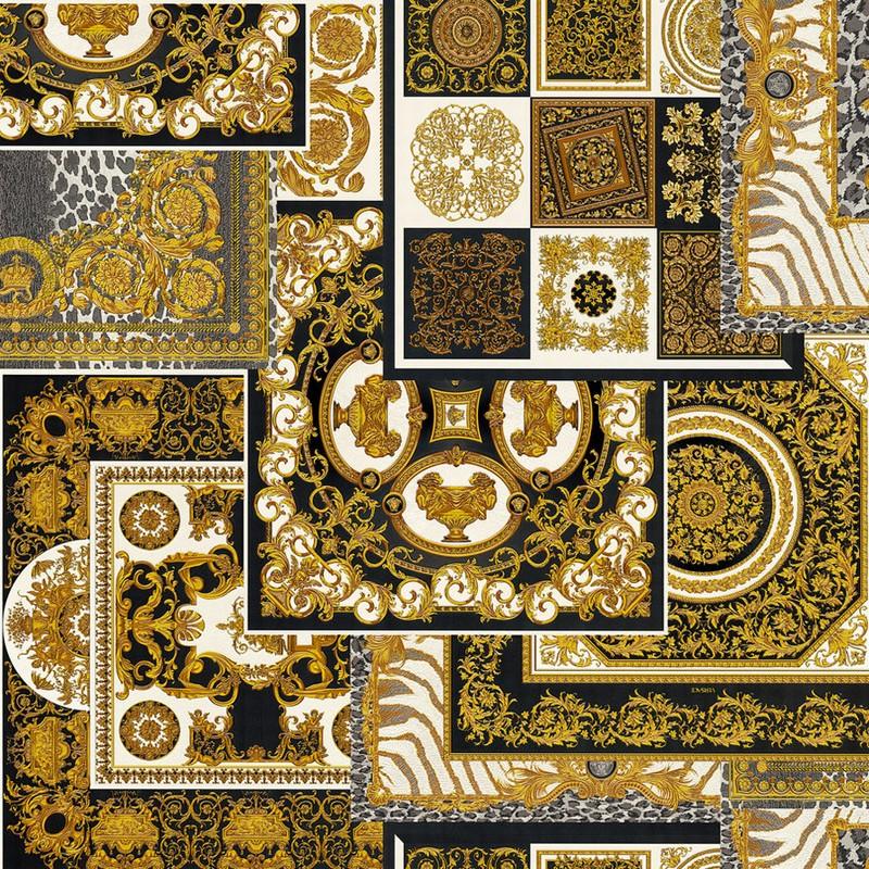 Papel pintado Versace IV Decoupage 37048-3