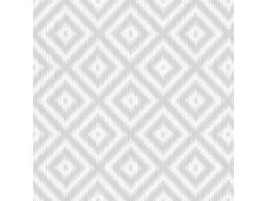Papel pintado Wallquest Barclay Botera Living in Style Ikat Diamond WBP10808