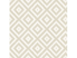 Papel pintado Wallquest Barclay Botera Living in Style Ikat Diamond WBP10805